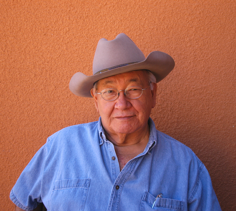 N. Scott Momaday pictured