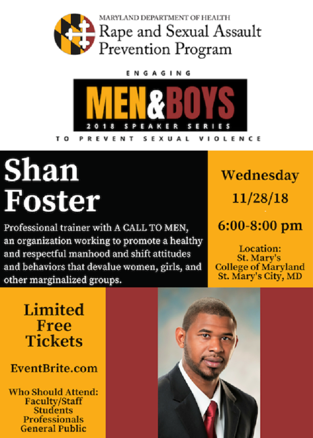 Engaging Men and Boys to Prevent Sexual Violence