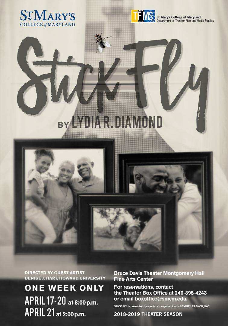 Stick Fly poster image