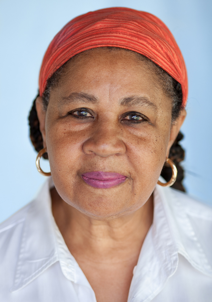 Jamaica Kincaid pictured