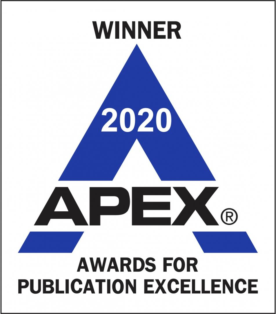 Apex awards logo pictured