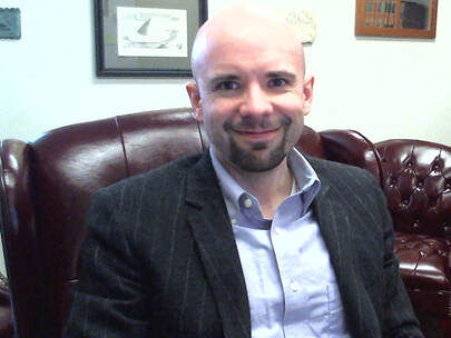 Dr. Brian Sharpless pictured
