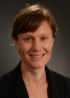 Assistant Professor of Economics Linden McBride pictured