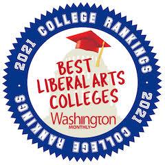 Washington Monthly badge