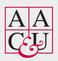 AAC&U  logo pictured