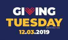 Giving Tuesday logo pictured