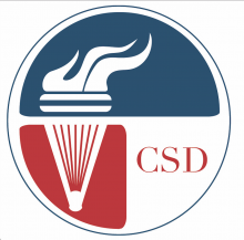Center for the Study of Democracy logo shown