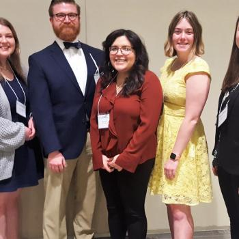 SMCM Students Present at History Honors Conference