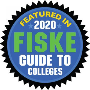 Fiske Guide to Colleges 2020 badge