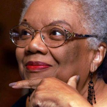 Lucille Clifton pictured