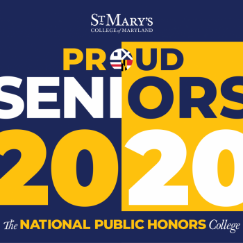 Proud seniors 2020 image